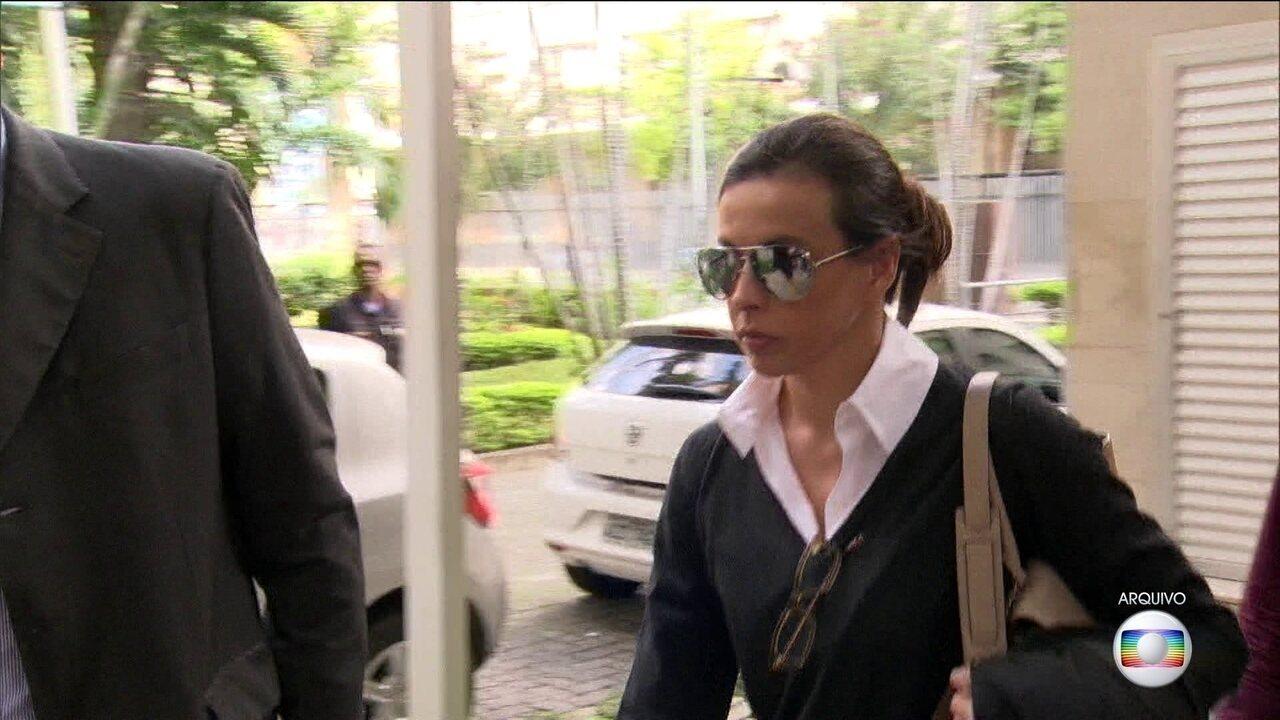 Adriana Ancelmo vai usar tornozeleira eletrônica