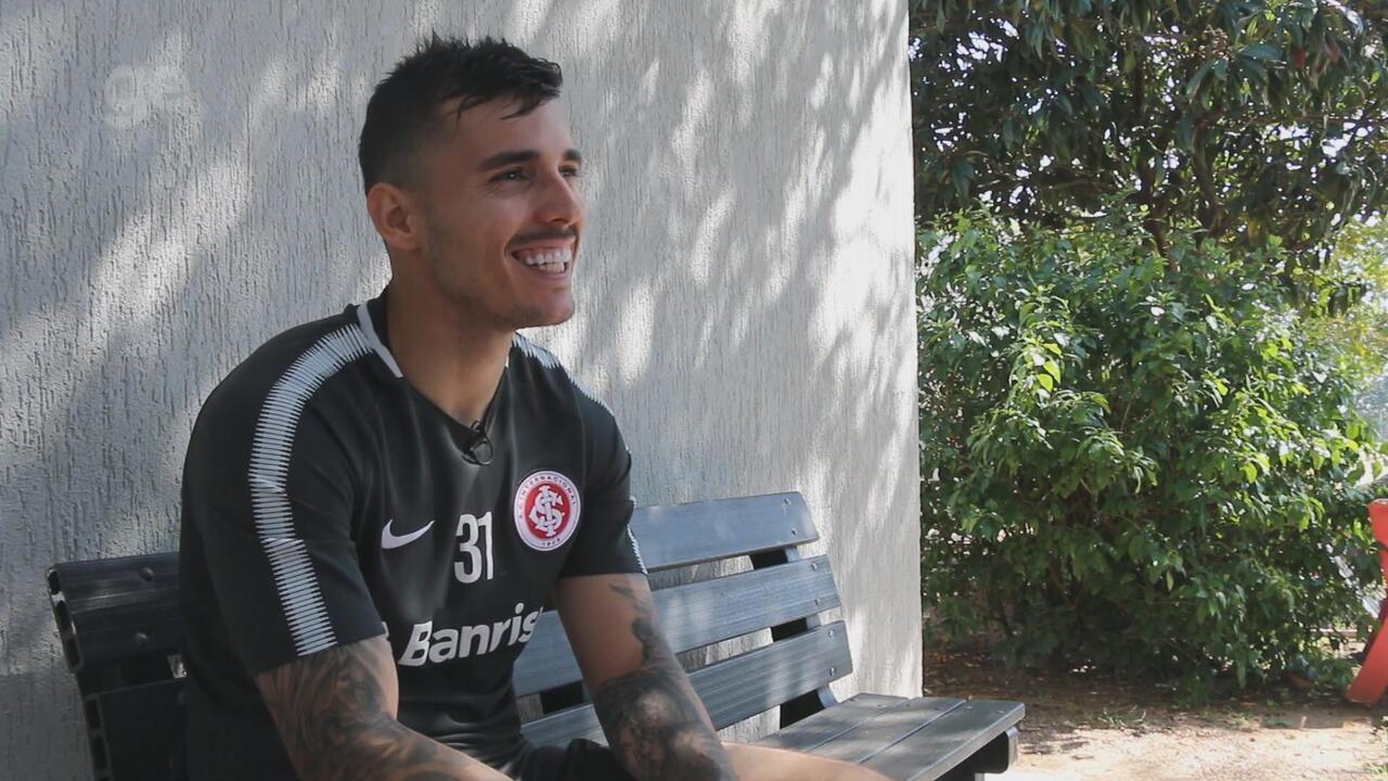 Zeca fala de Seleção, parceria com Odair, contato com Guerrero e sonhos
