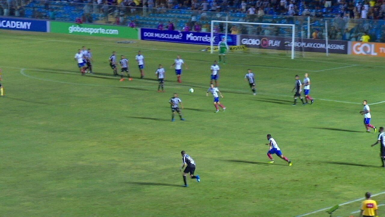 Melhores momentos de Ceará 0 x 2 Bahia pela 15ª rodada do Campeonato Brasileiro