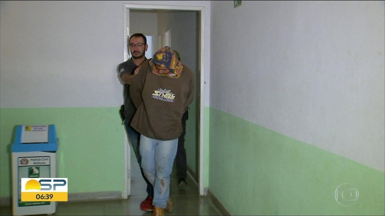 Homem invade ônibus e ataca ex-namorada em Boituva