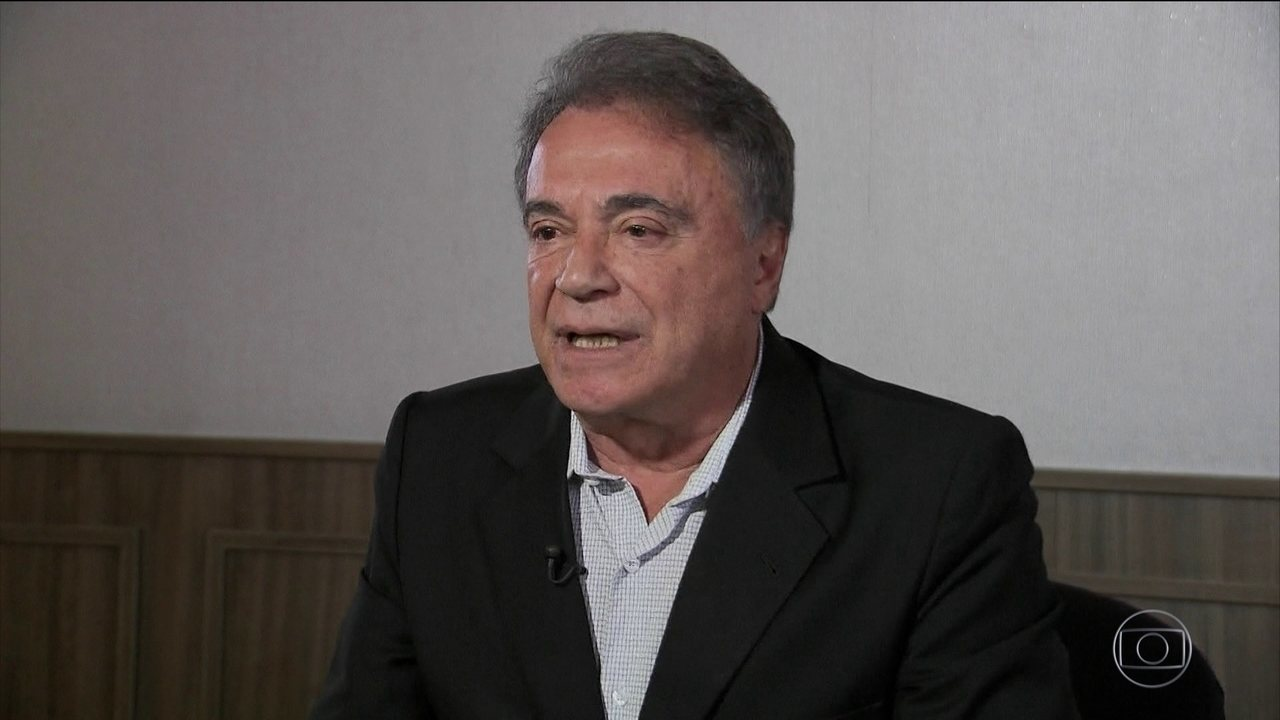 Jornal Nacional entrevista Álvaro Dias (Podemos)