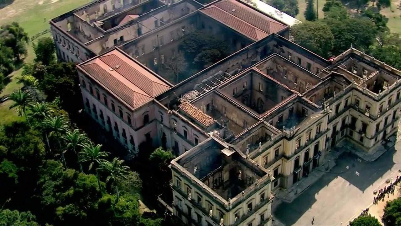 Museu Nacional recebeu só R$ 54 mil até abril deste ano