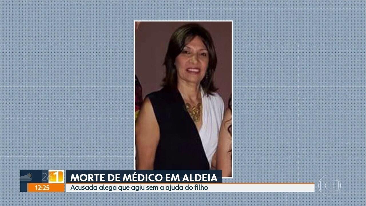 Mulher de médico esquartejado no Grande Recife confessa ter matado o marido, diz polícia
