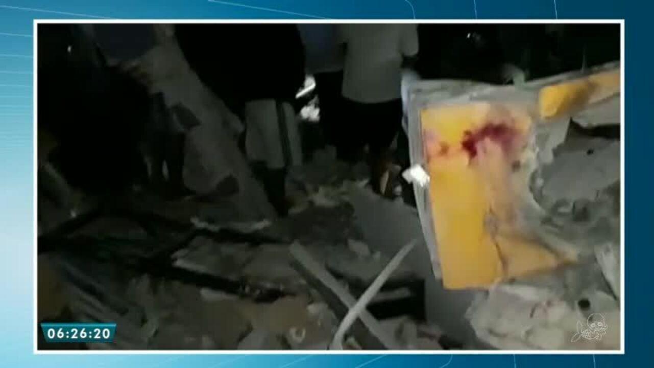 Grupo invade cidade e explode banco no interior do Ceará