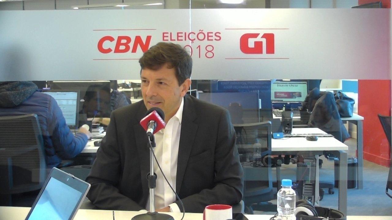 Amoêdo fala sobre tabela do frete e privatização da Petrobras