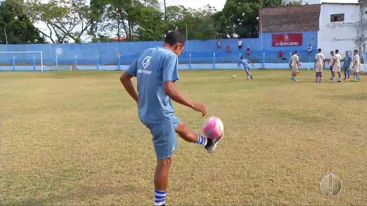 Cruzeiro de Macaíba recebe reforços para segunda divisão do Campeonato Potiguar