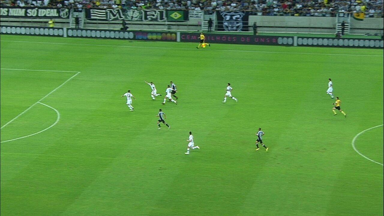 Melhores momentos  Ceará 2 x 1 Corinthians pela 23ª rodada do Brasileirão  2018 1913e943df20d