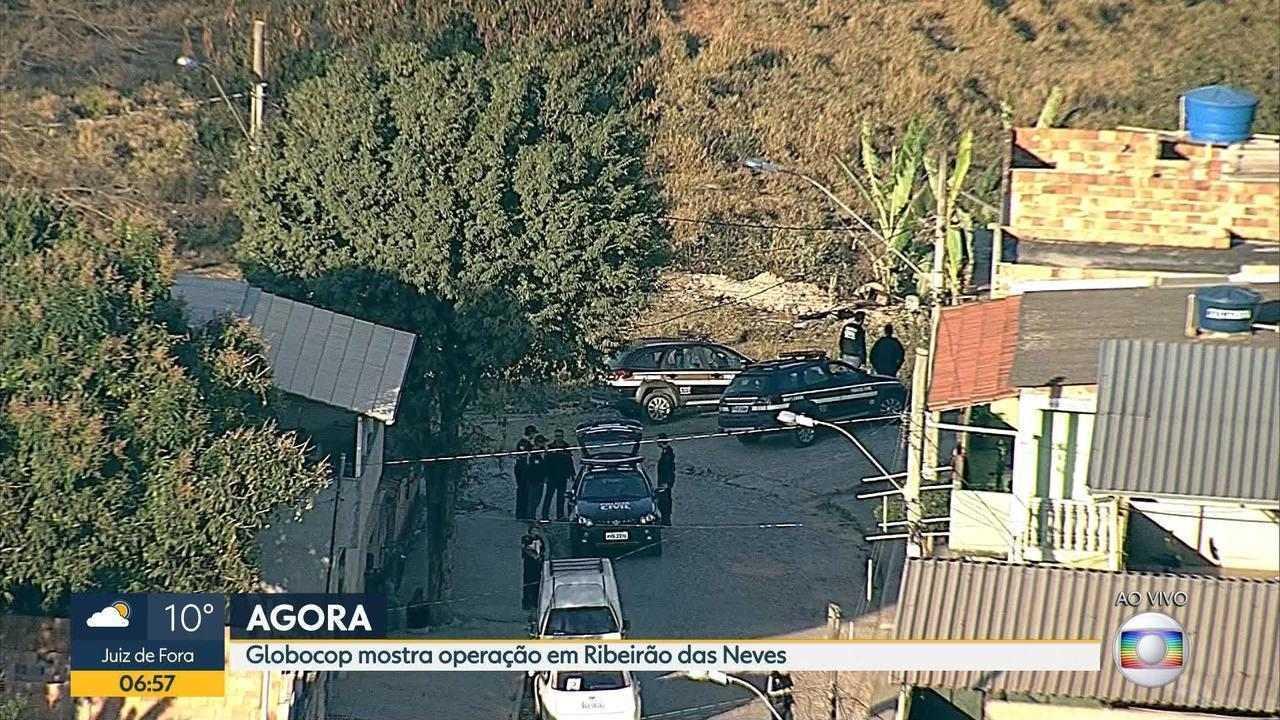Suposta quadrilha é investigada desde 2016 em Ribeirão das Neves