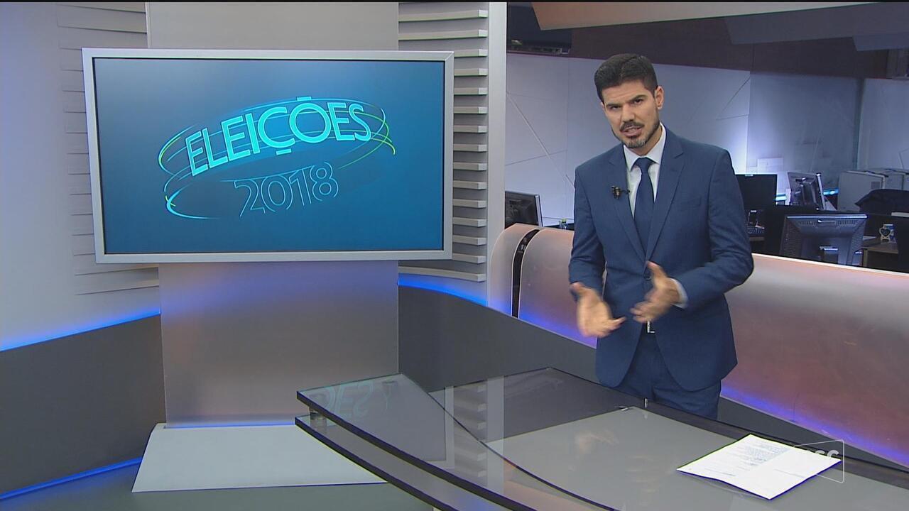 Confira a agenda dos candidatos Ângelo Castro e Ingrid Assis