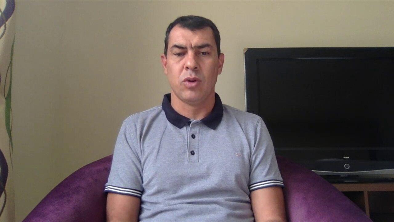 Feliz na Arábia, Carille analisa troca de comando no Corinthians