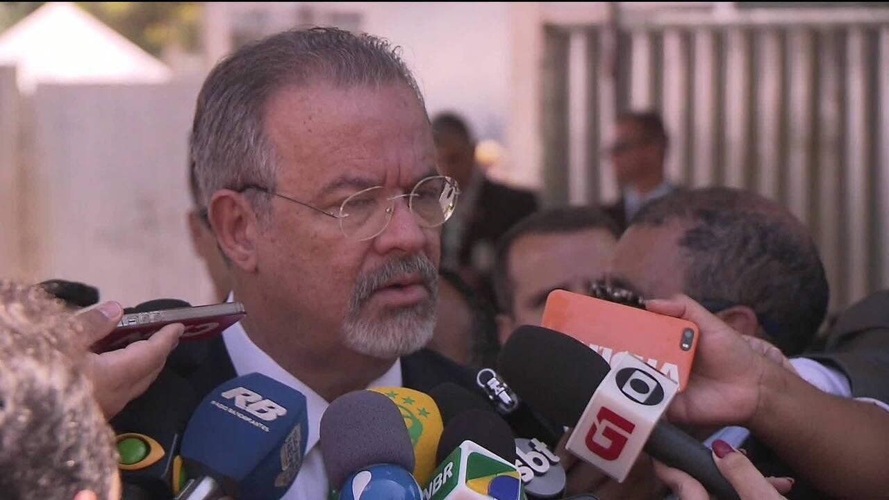 Reunião no Alvorada discute atentado contra Jair Bolsonaro
