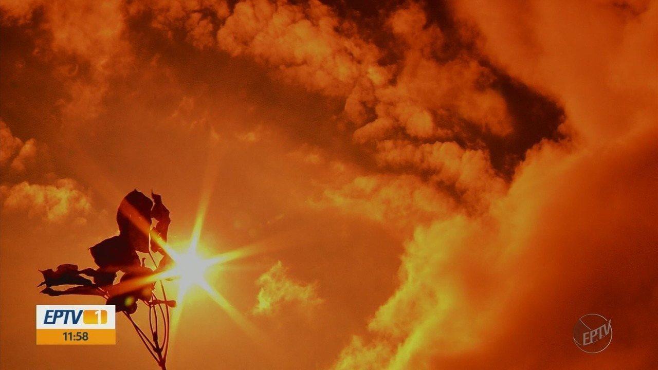 Temperaturas voltam a subir no Sul de MG e comerciantes apostam em coleções da primavera