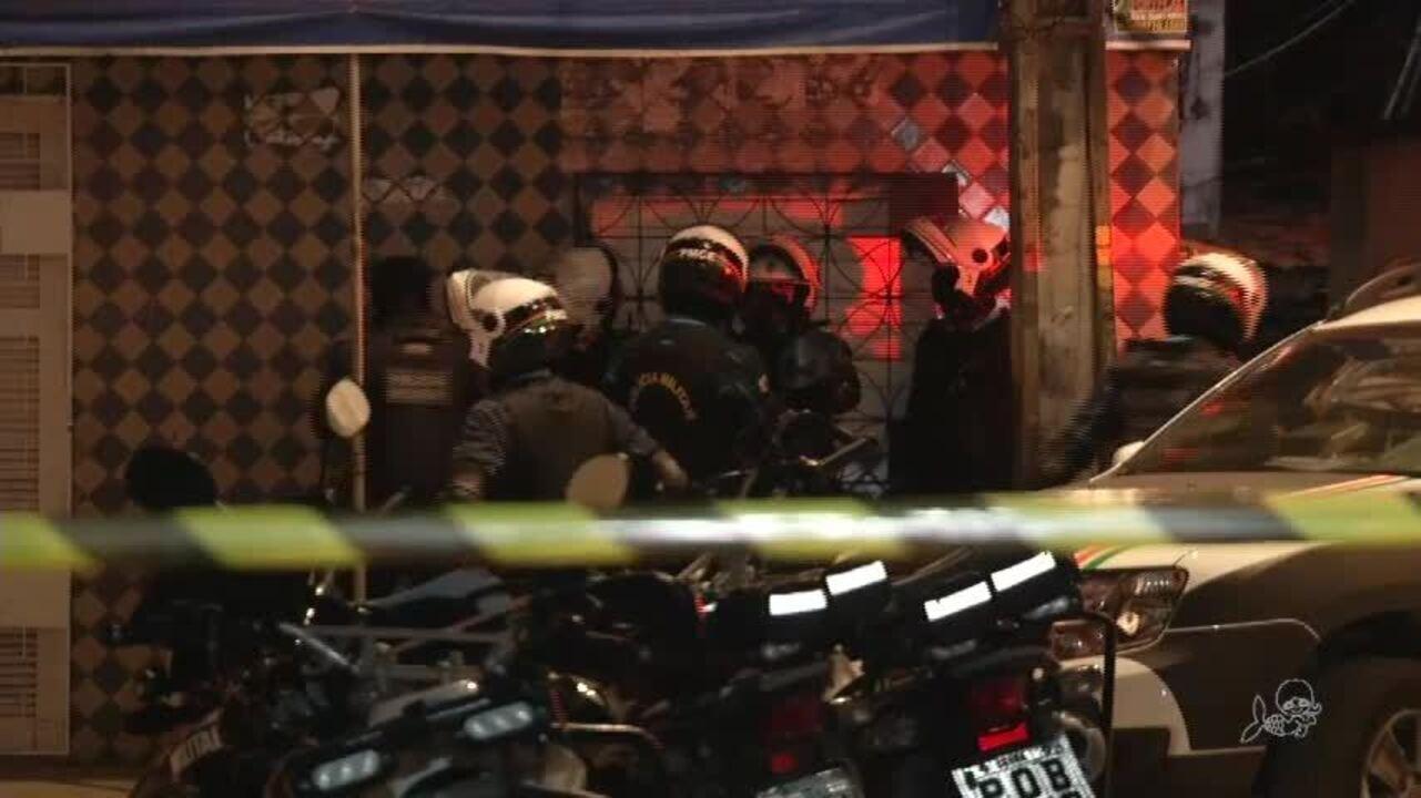 Bando tenta chacina no Bairro Quitino Cunha, em Fortaleza