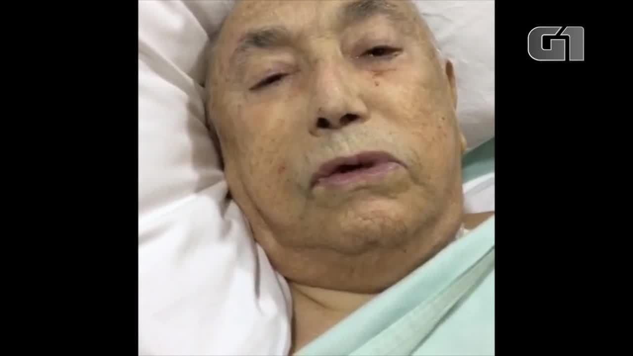 Siqueira campo disse que cirurgia foi um sucesso