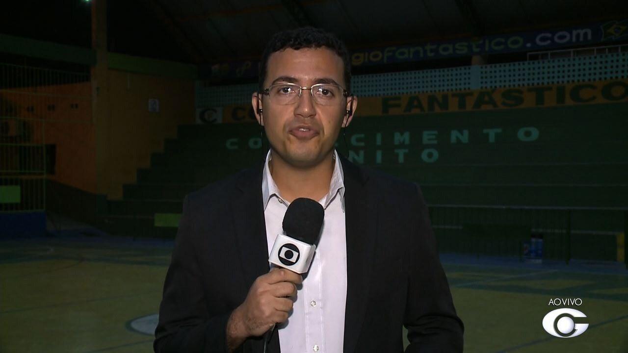 Corpo do vereador Silvânio Barbosa será velado na quadra do Colégio Fantástico