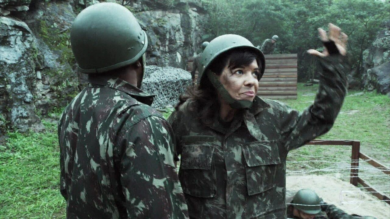 Soldado Mãe