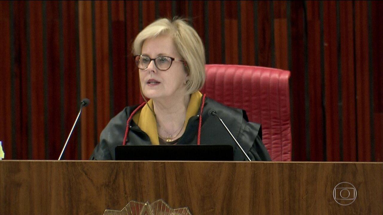 Rosa Weber mantém data limite para PT apresentar outro nome na chapa à Presidência da República