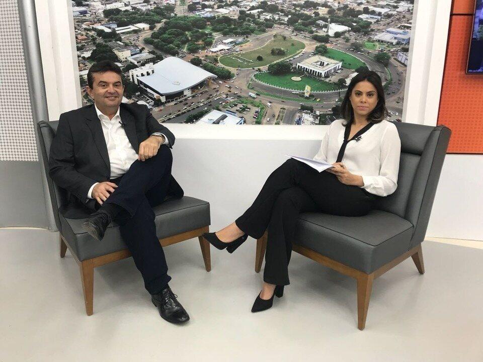 Candidato José de Anchieta é entrevistado no Jornal de Roraima - 1ª Edição