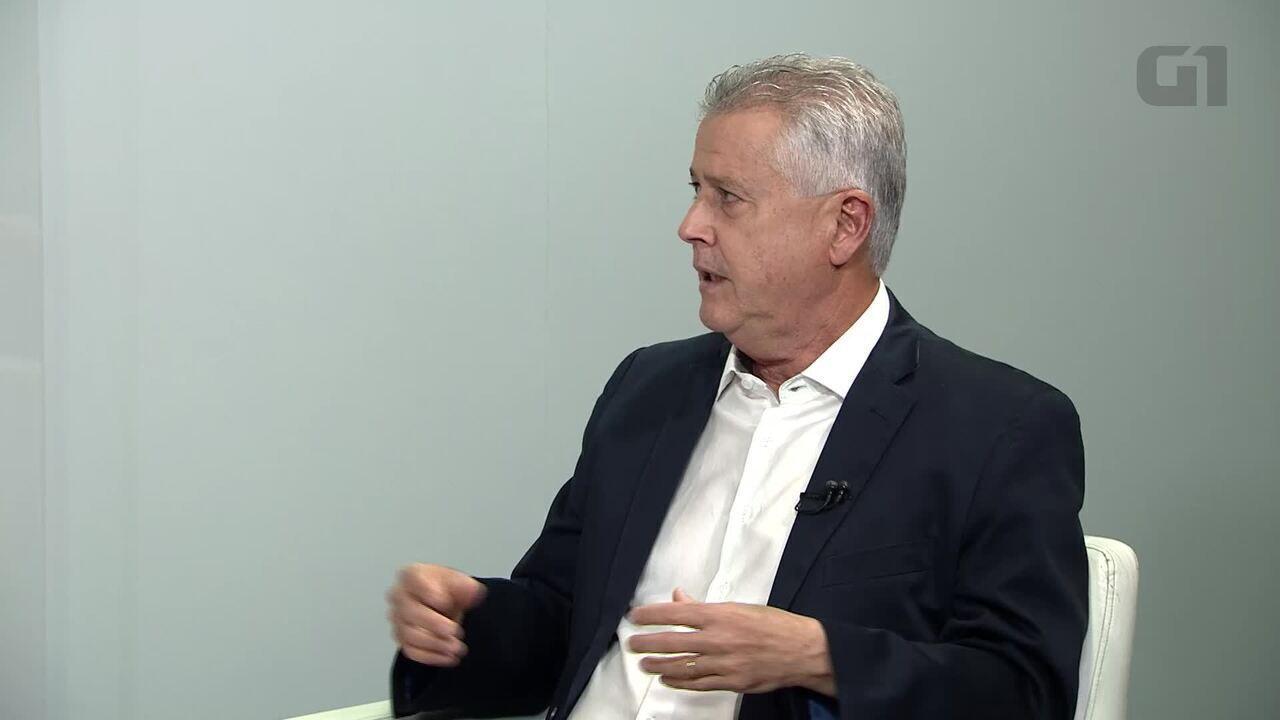 G1 entrevista o candidato ao governo do DF Rodrigo Rollemberg, do PSB - Bloco 3