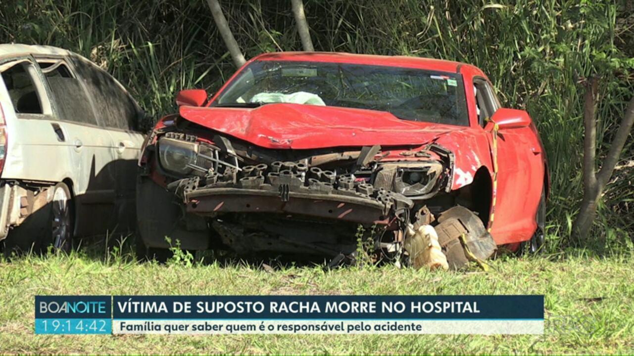 Vítima de acidente envolvendo carro de luxo é enterrada em Foz