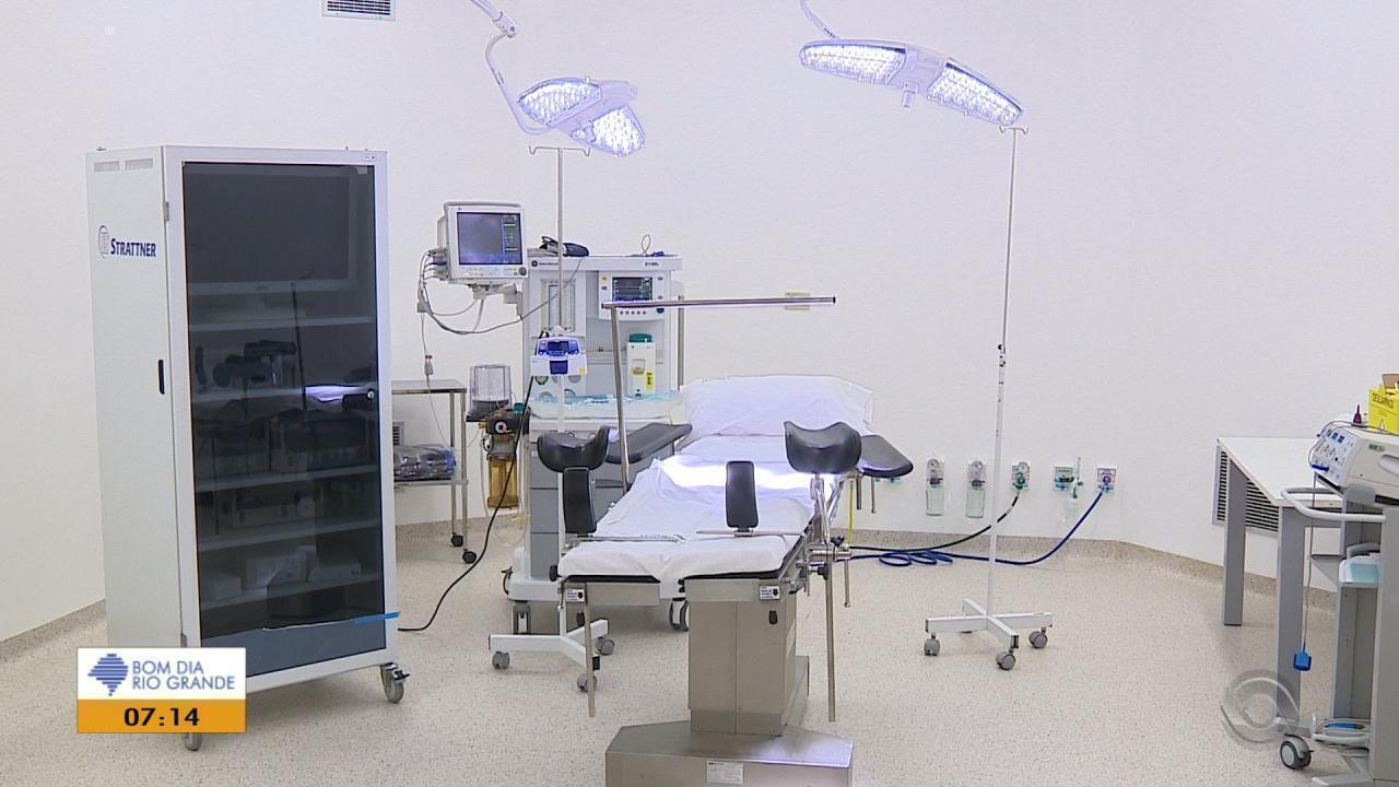 Bloco cirúrgico do Hospital da Restinga é inaugurado e fará 400 procedimentos por mês