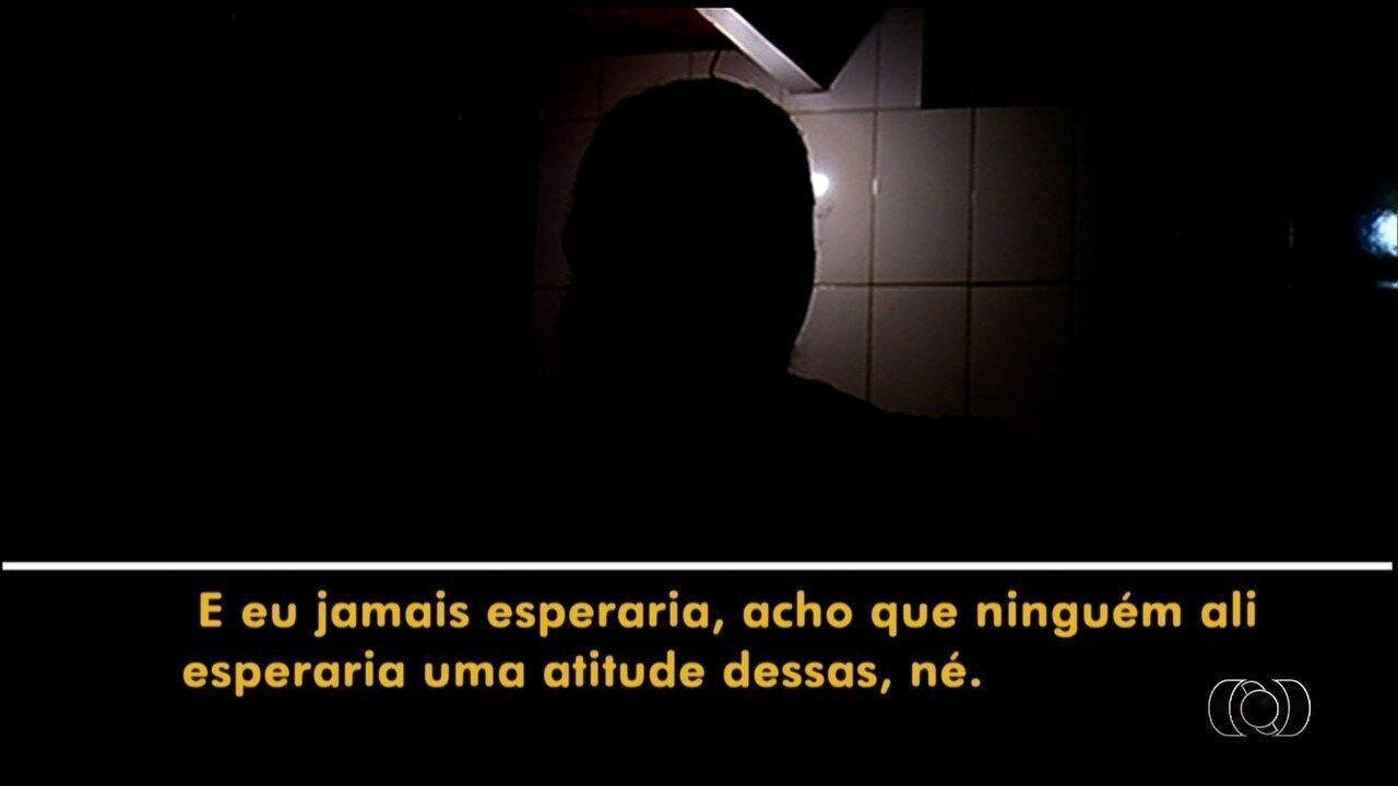 Enfermeira que teria sido agredida por PM em Rio Verde critica ação do policial