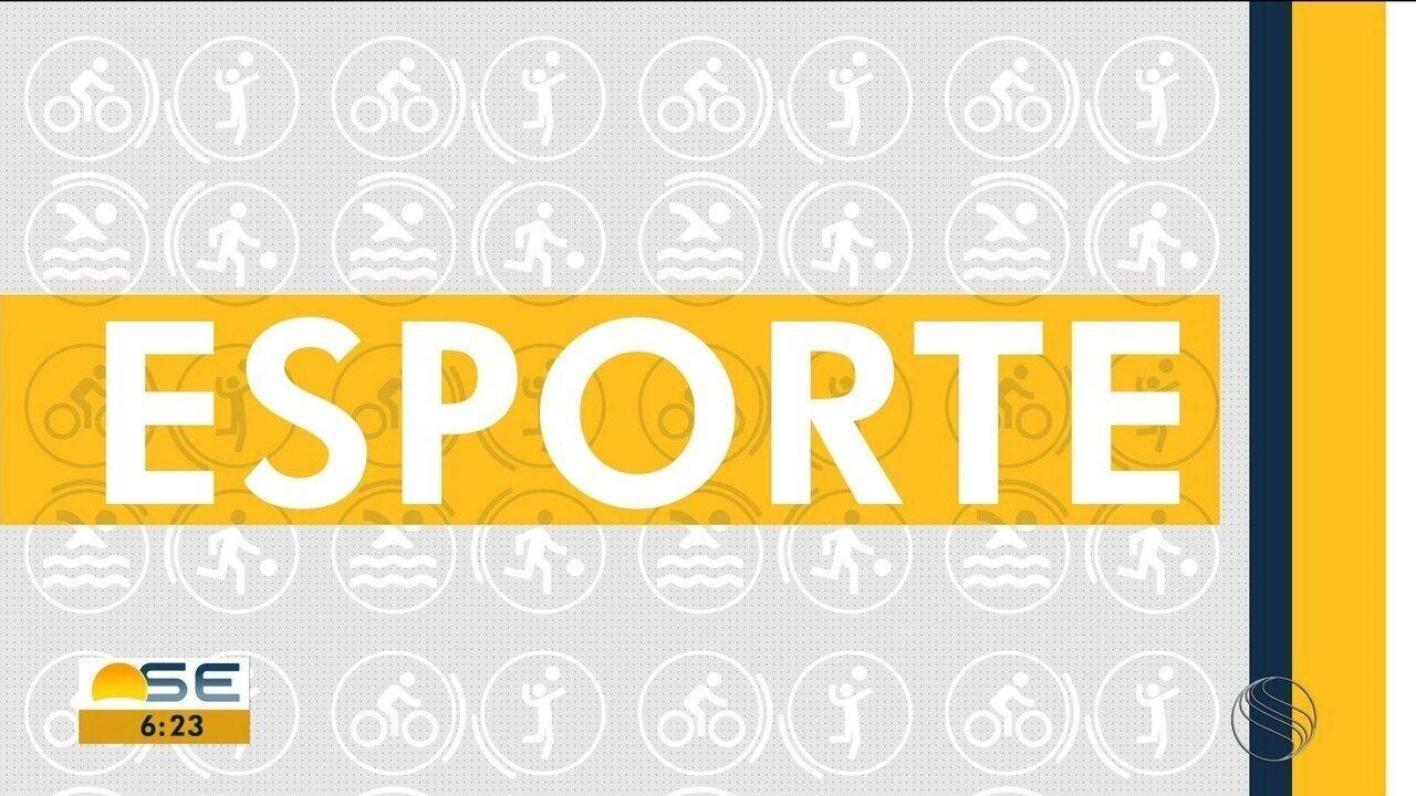 Confira as principais notícias do esporte em Sergipe