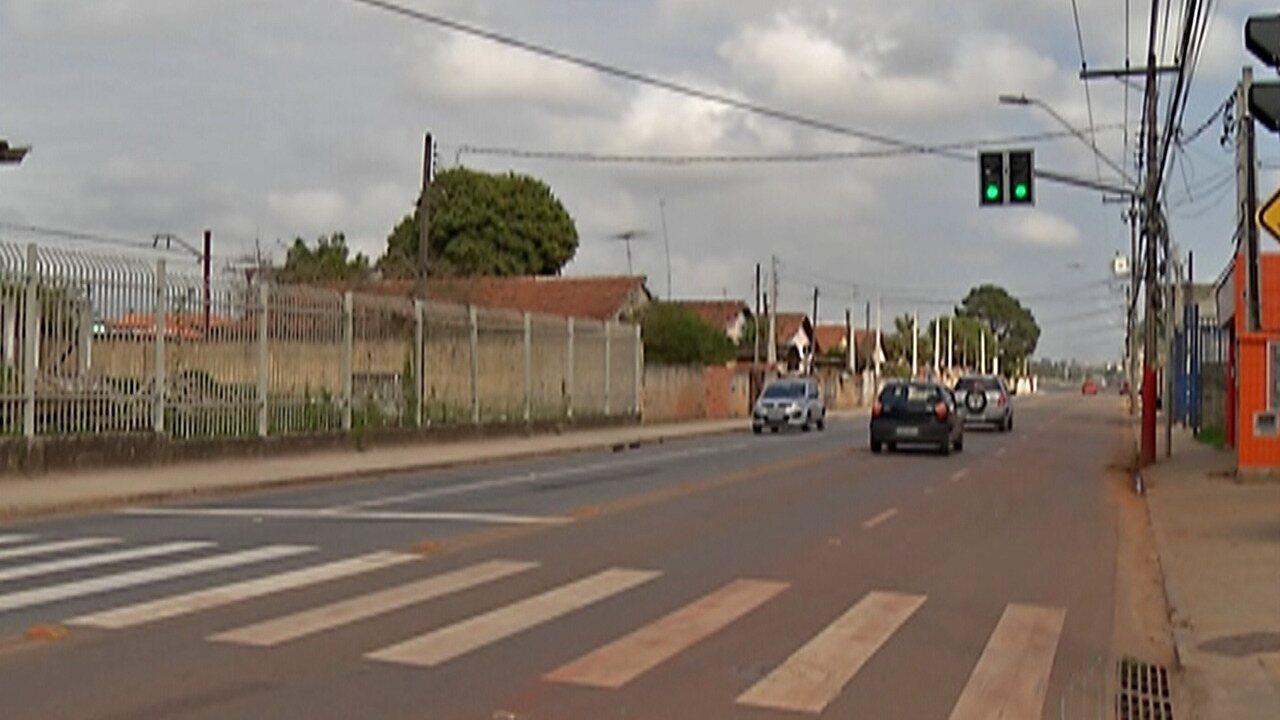 Moradores e comerciantes se preocupam com a segurança no trânsito em Mogi