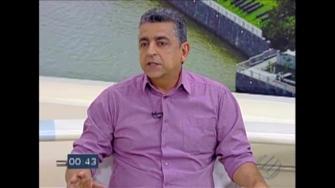 Veja a entrevista do candidato ao governo do Pará Fernando Carneiro ao JL1