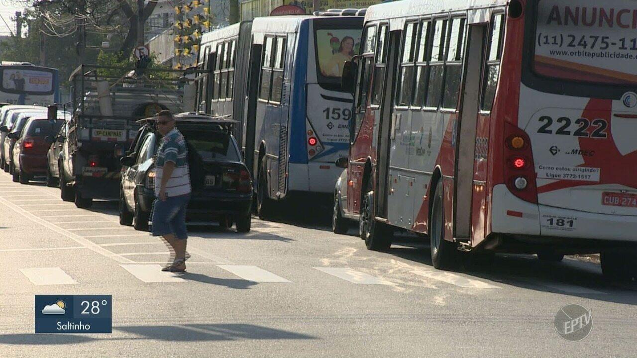 Região de Campinas registra 27 acidentes envolvendo ônibus até este mês