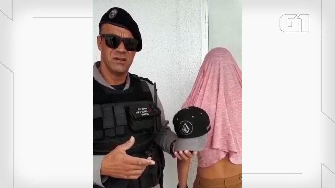 Jovem foi detido e pediu desculpas pela ameaça
