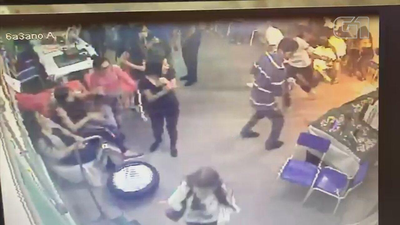 Prefeitura é condenada a pagar mais de R$ 40 mil a aluno que teve corpo queimado em escola