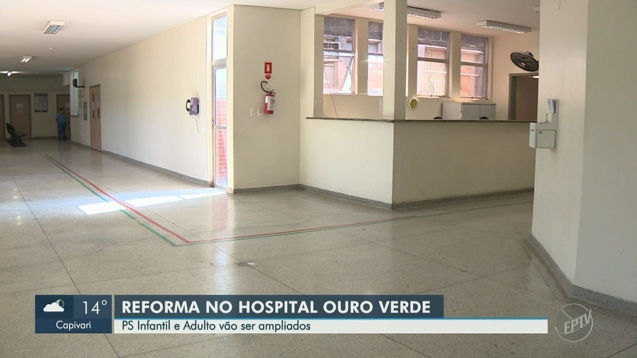 Prefeitura deu aval para reforma dos prontos-socorros do Ouro Verde