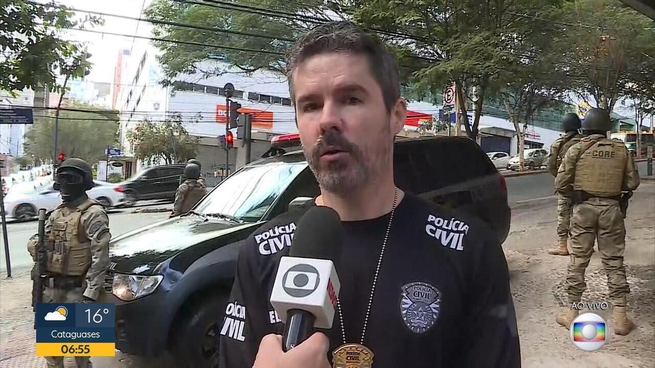 Polícia Civil realiza 'Operação Apate' para combater fraudes em Minas Gerais