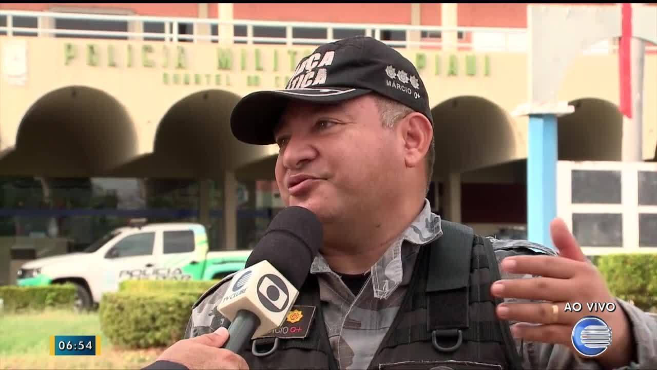Polícia Militar define plano de segurança para as eleições no Piauí