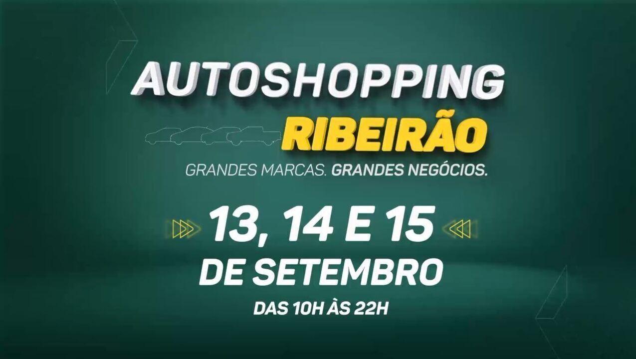 Informe Publicitário- Auto Shopping Ribeirão