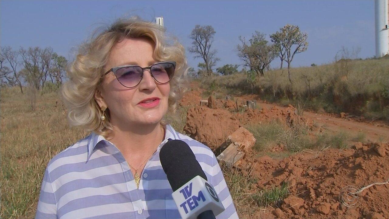 Vereadora revela que denúncias contra empresa Saturnia nos anos 90 foram incineradas