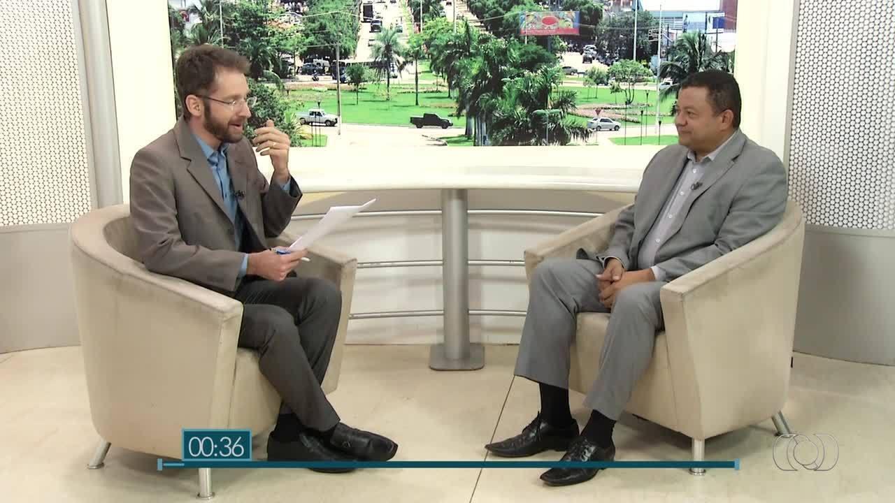 Confira a entrevista com Marlon Reis candidato ao governo do estado do Tocantins