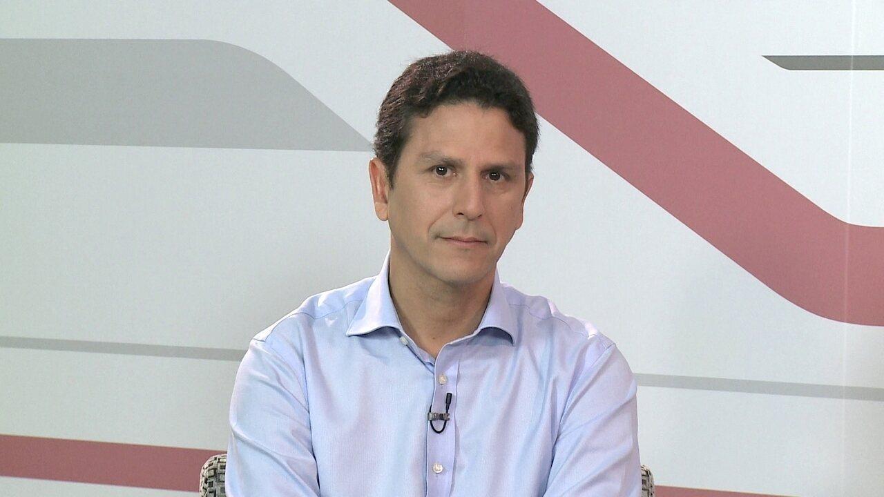 G1 entrevista o candidato ao Senado Bruno Araújo