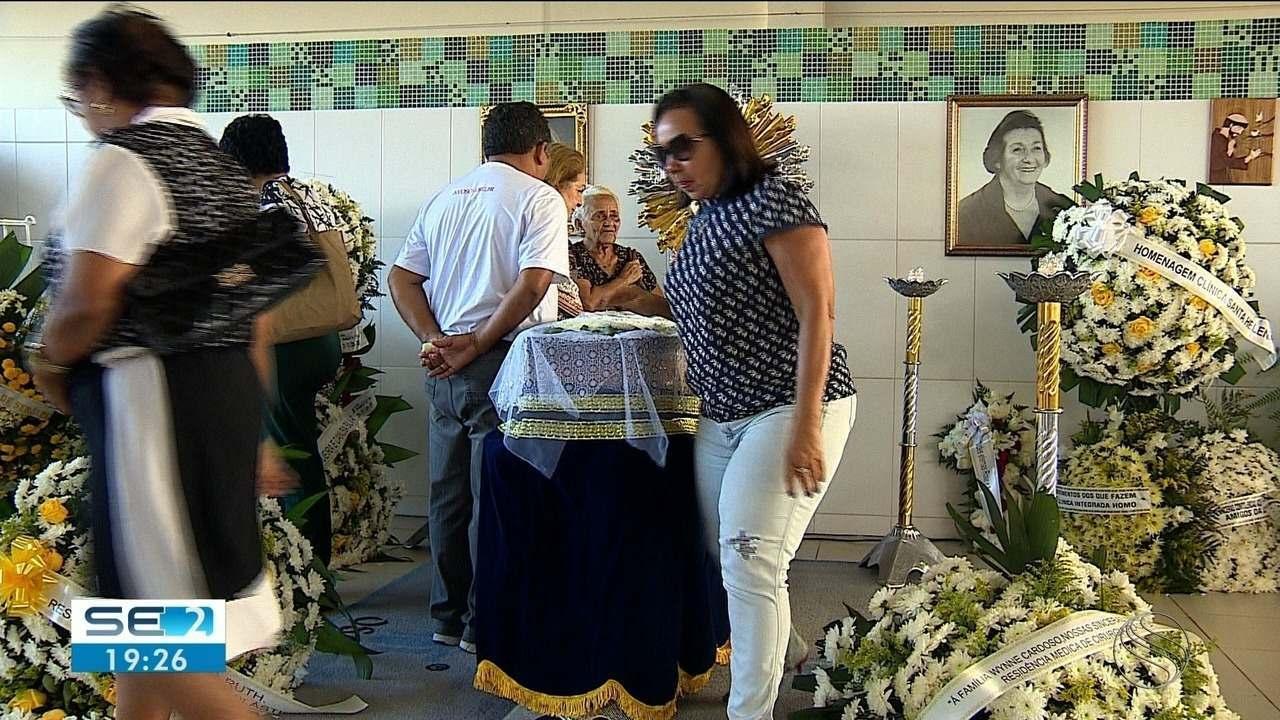 Corpo de Tia Ruth será cremado na Bahia.