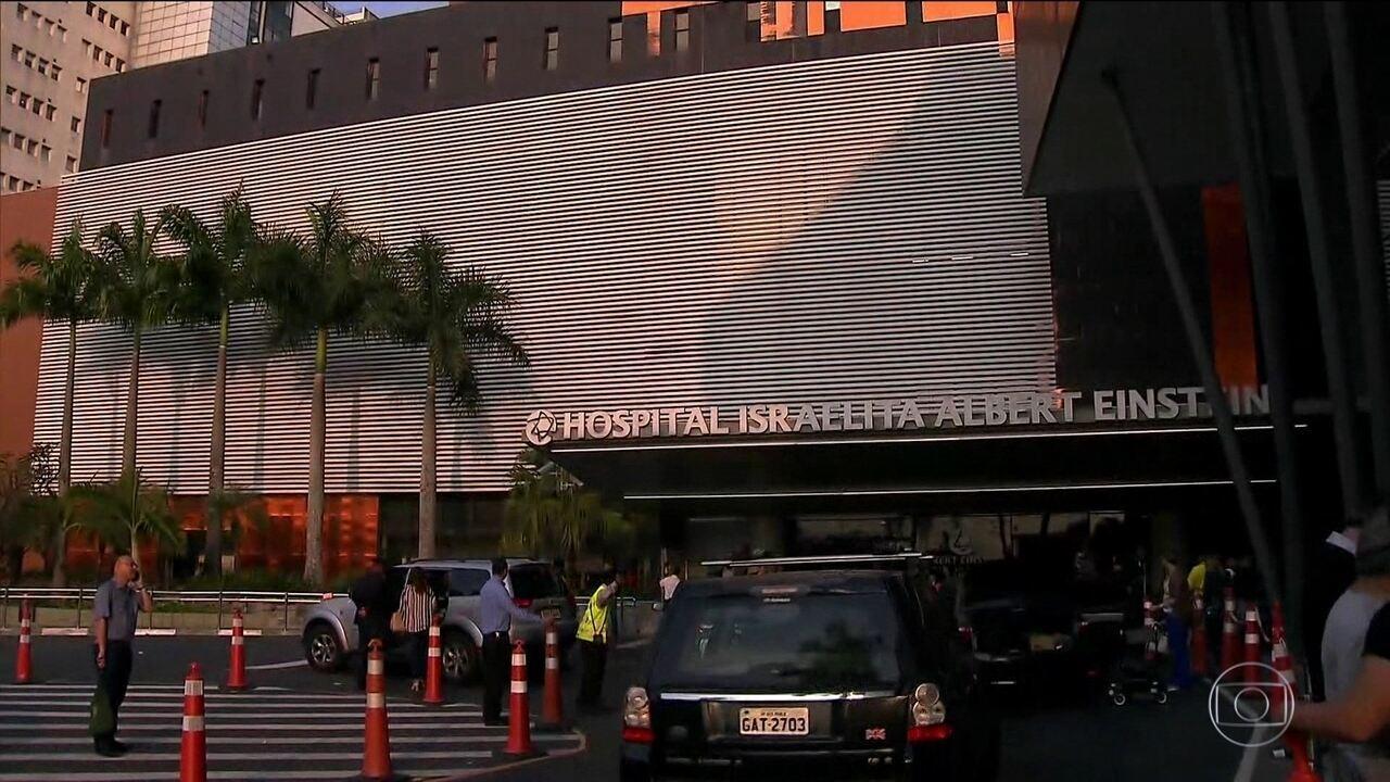 Bolsonaro se recupera de segunda cirurgia sem febre nem complicações
