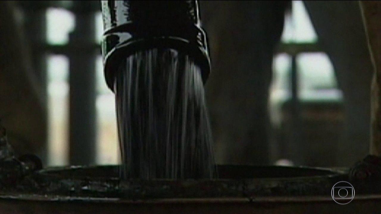 Preço do petróleo aumenta arrecadação de estados que têm direito a royalties