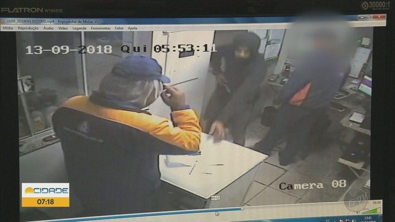 Suspeitos baleados em tiroteio estão em presídio de Borda da Mata, MG