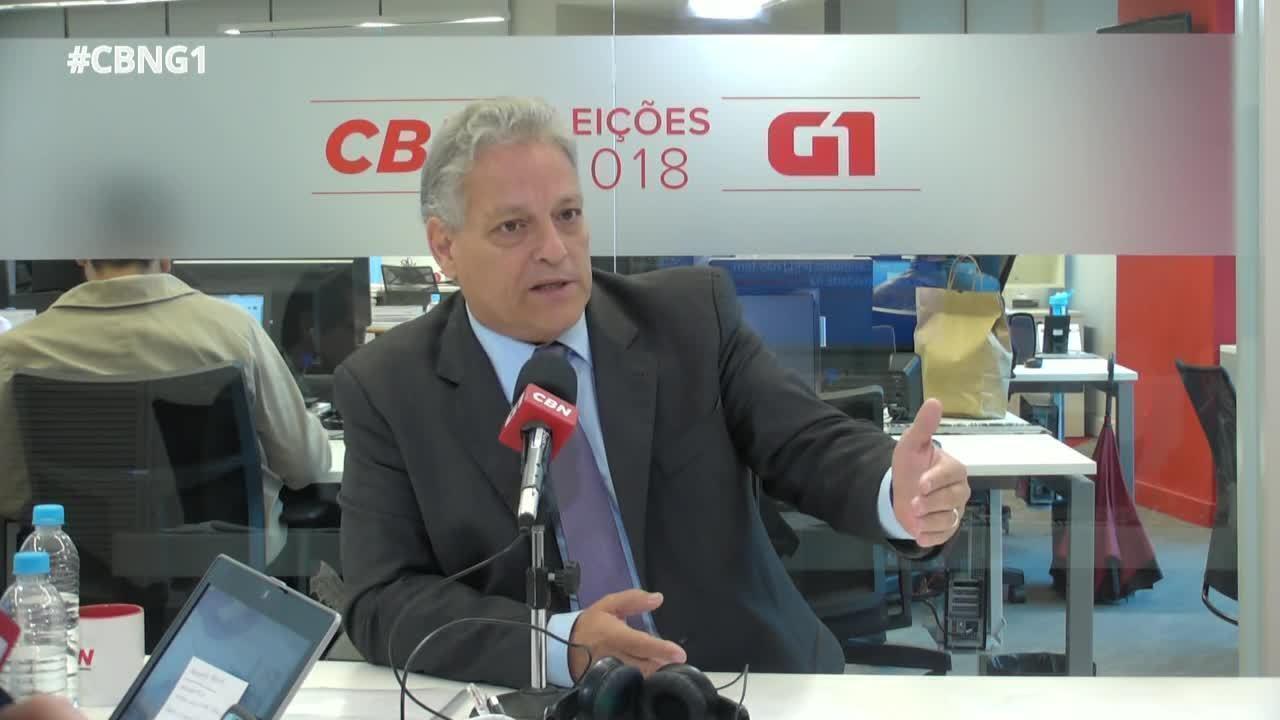 João Goulart Filho é entrevistado pelo G1 e pela CBN