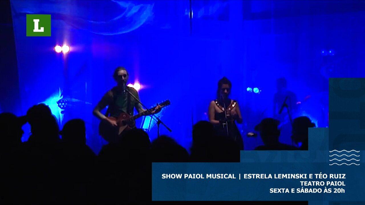 Minuto Cultural Curitiba: veja as dicas para o fim de semana