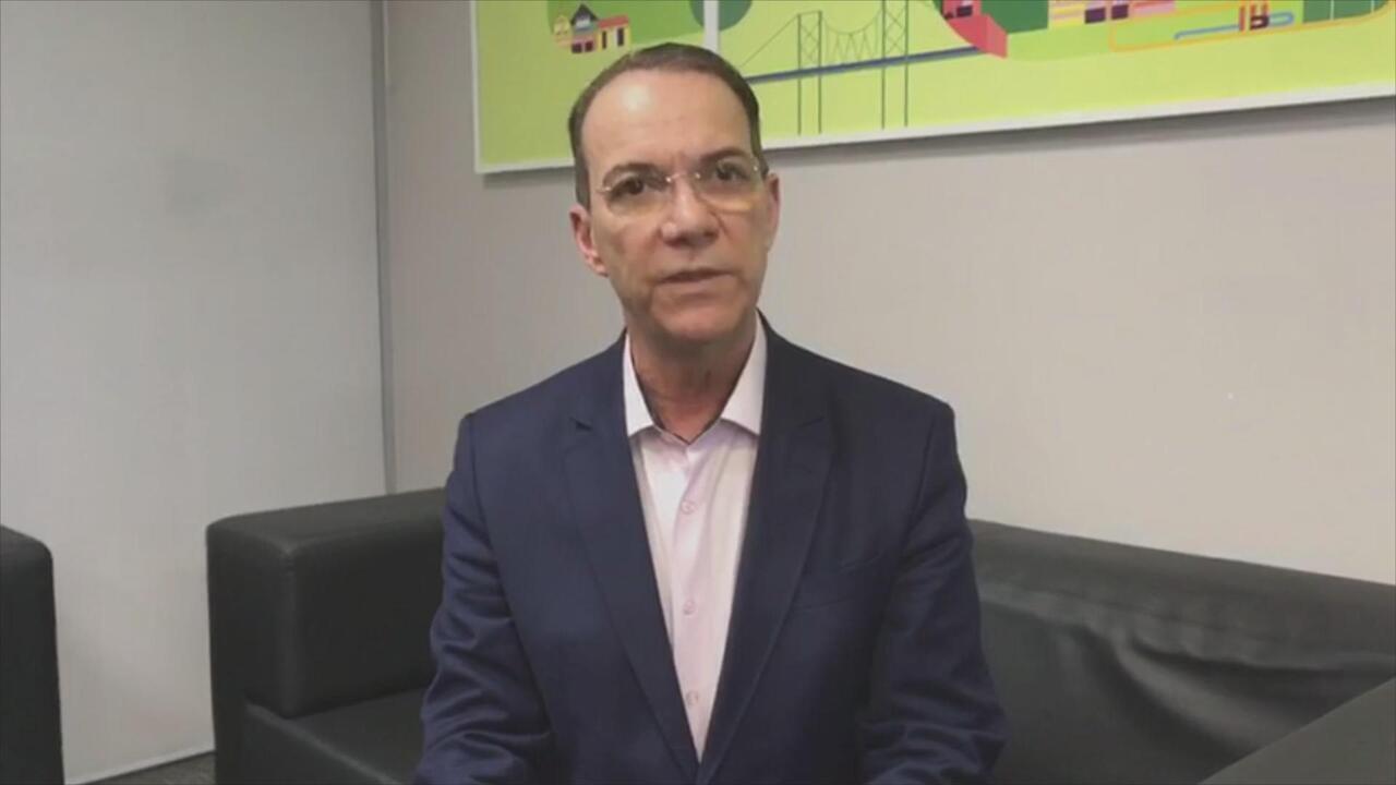 Candidato ao governo de SC Décio Lima (PT) responde perguntas ao G1