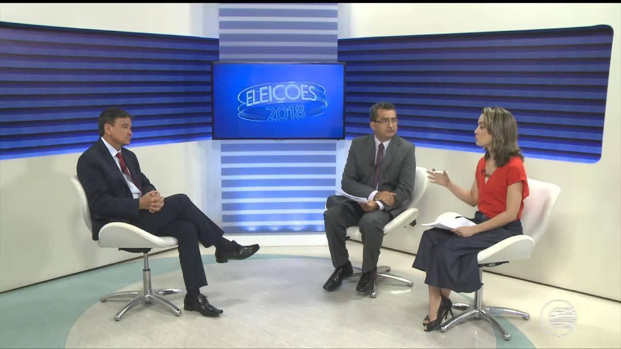 Entrevista especial com o candidato ao governo do Piauí pelo PT, Wellington Dias