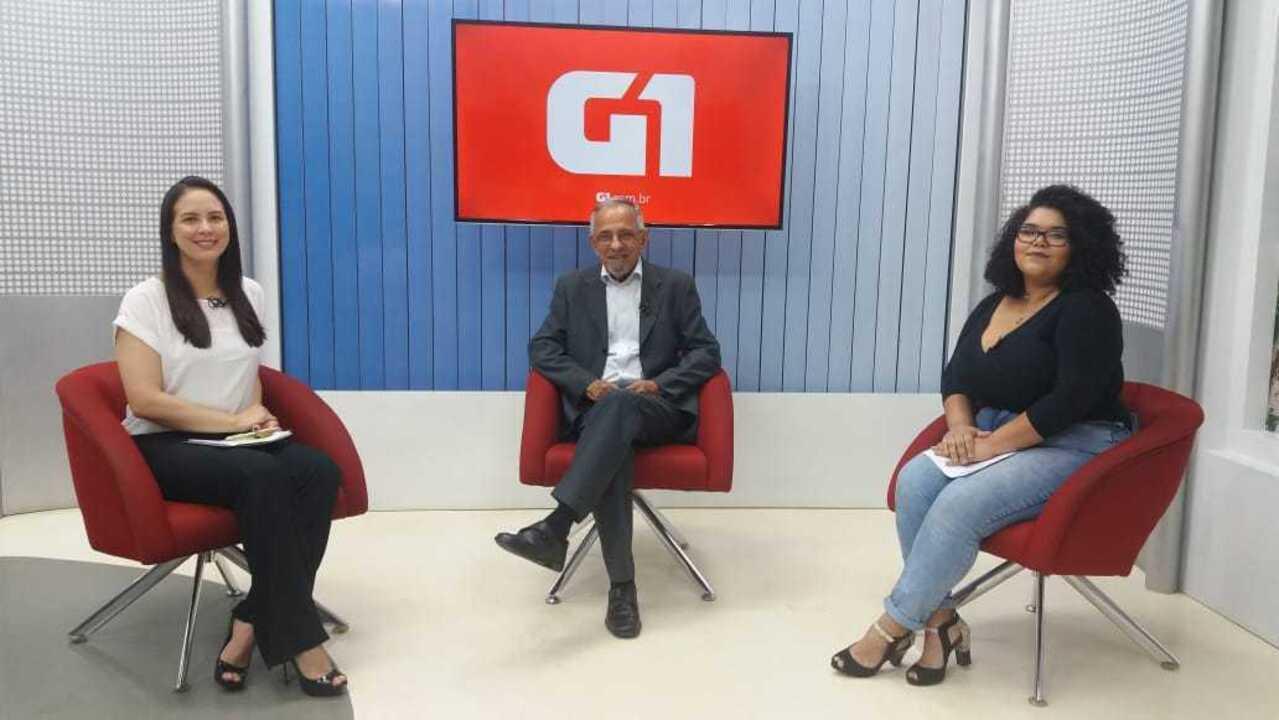 G1 entrevista o candidato ao governo do Amapá, Capi, do PSB