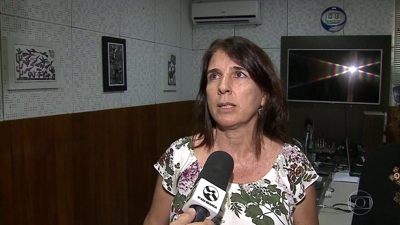 Simone Fontana fala sobre distribuição de água para o Agreste de Pernambuco