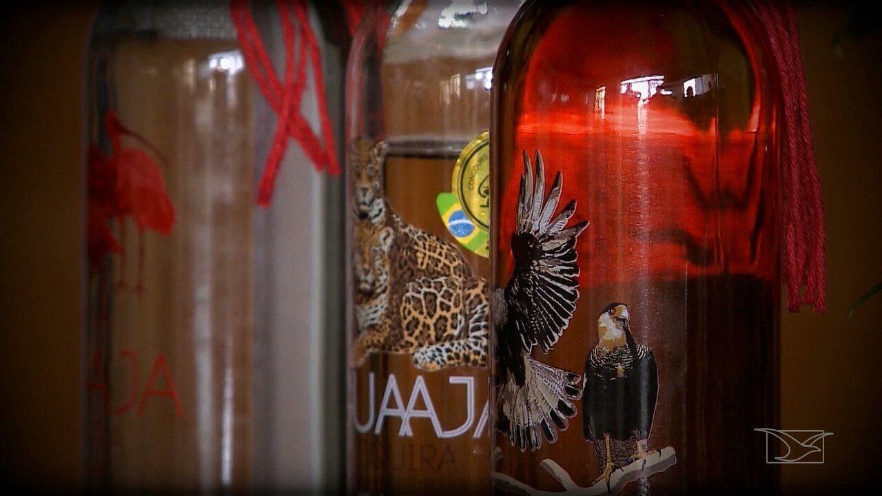 Bebidas típicas do Maranhão são destaque no Festival Mercado das Tulhas